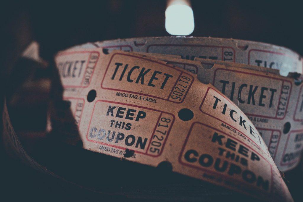 tiquets cine