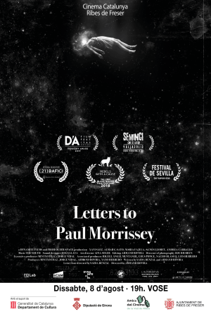 Cinema Ribes Letters to Paul Morrison