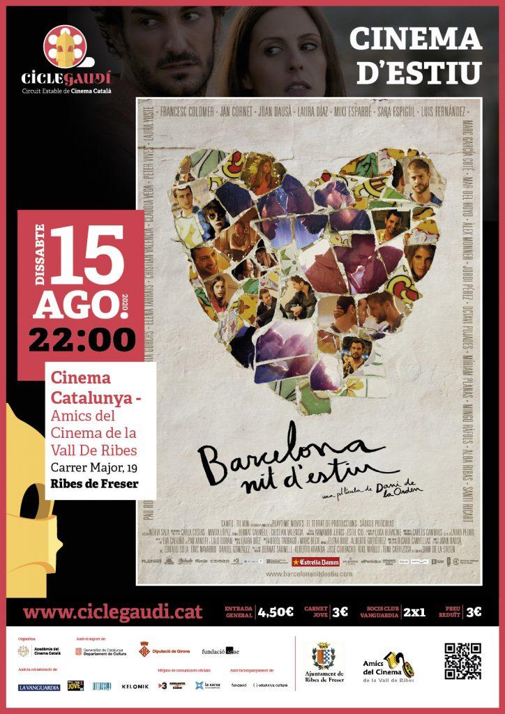 Barcelona nit d'estiu